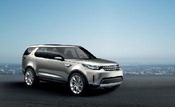 Перспективы и актуальные концепции компании Jaguar Land Rover