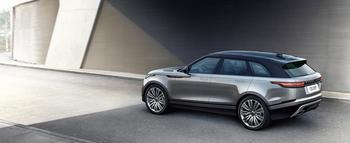 Новинка сезона 2017-2018 – Range Rover Velar. Снимаем вуаль.