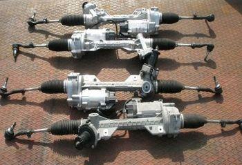 Ремонт электрических рулевых реек Рендж ровер